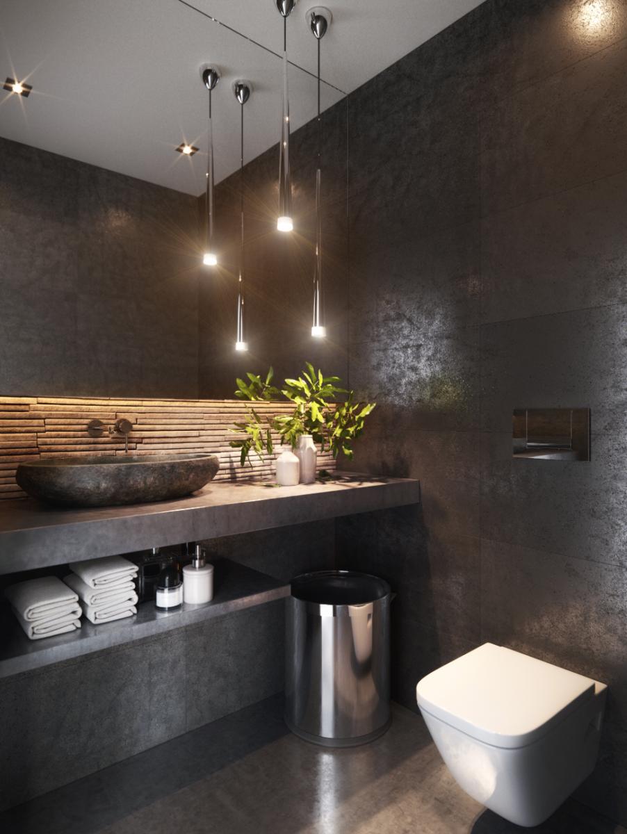 Ванная комната столешницы3