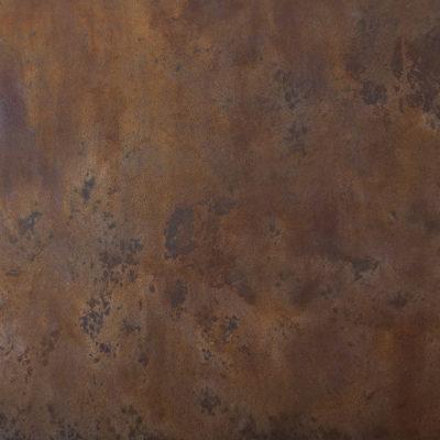 Декоративной покрытие с эффектом окисленного металла