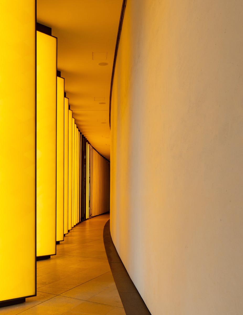 В холле коридоре 3