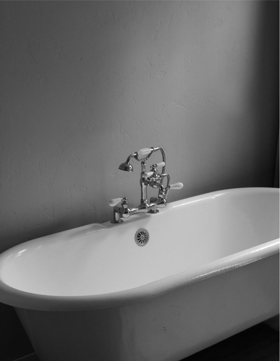 В ванной комнате бассейне3