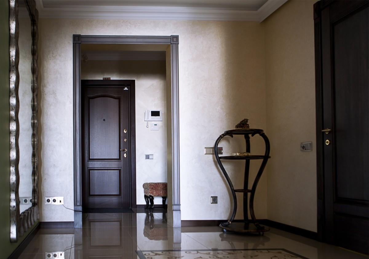 В холле коридоре прихожей3